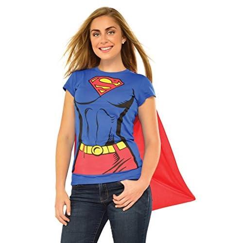 Rubie´s - Costume Originale da Donna di SuperGirl, da Adulto, Taglia S