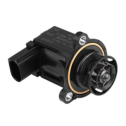 Fydun Auto Turbocharger Cut-Off Bypassventil Umstellventil Turbo Turbolader-Abschaltventil für A4 Passat 06H145710D