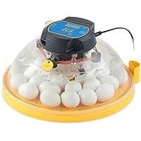 Incubadora BRINSEA Maxi II ECO - 30 huevos de gallina- analógica con volteo manual