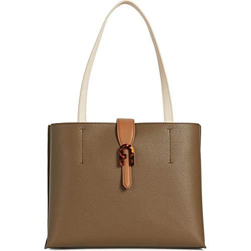 FURLA Shopping Sofia Fango+Miele+Pergamino (BATTPRS-HSC000-0177S-9-008)