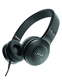 JBL JBLE35BLK On Ear Signature Headphones W Mic Black