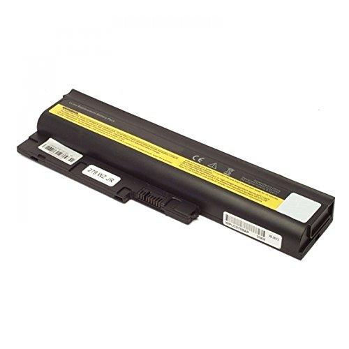 MTXtec Batterie, Li-ION, 10.8/11.1V, 5200mAh, Noir pour Lenovo ThinkPad T500 (2089)
