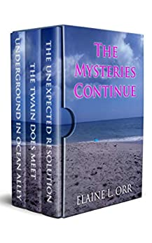 Jolie Gentil The Mysteries Continue: Books 10 and 11 and a Fun Novella (Jolie Gentil Cozy Mystery Series Book 0) by [Elaine L Orr]