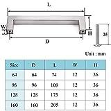 Zoom IMG-1 10 unit maniglie per armadietti