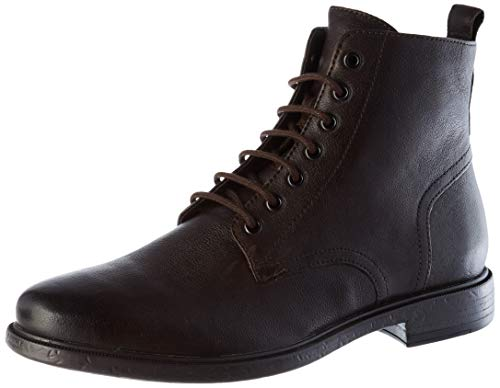 Geox Herren U Terence D Ankle Boot, Coffee, 44 EU