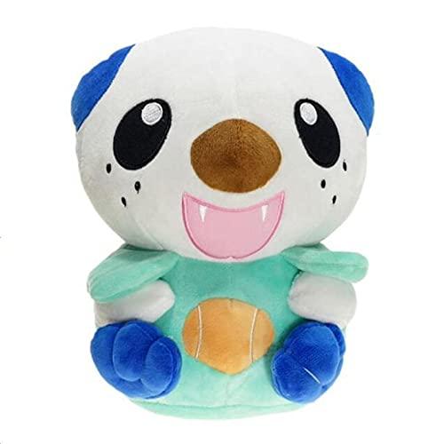 RONGZUN Kawaii Juego Anime Oshawott Peluche Juguete 15 cm Dibujos Animados Animal Suave Tela muñeca niño Regalo