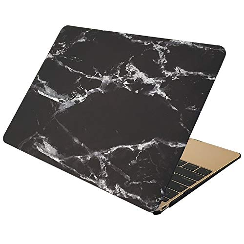 CAIFENG Phone Cover Case Marble Patterns Apple Laptop Water Decals PC Protective Case for MacBook Air 13.3 inch Protective Shell (Color : Color2)
