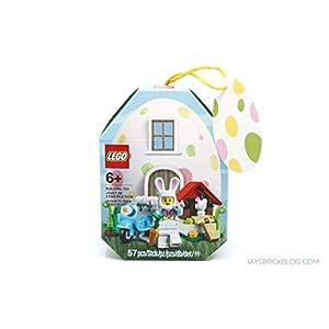 Amazon.co.jp - レゴ  イースターバニーハウス 853990