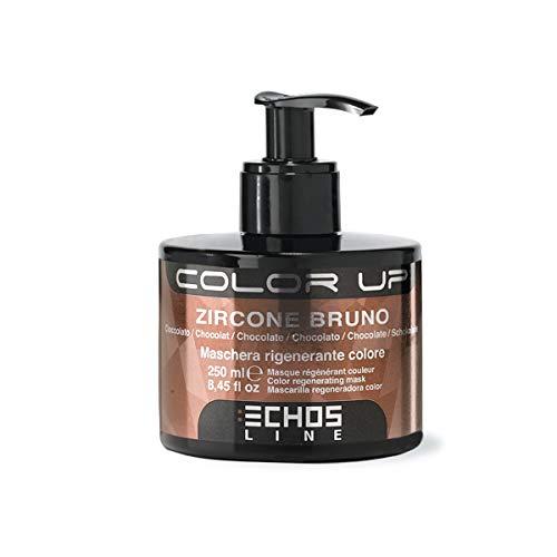 Color Up Echos-Mascarilla regenerante chocolate