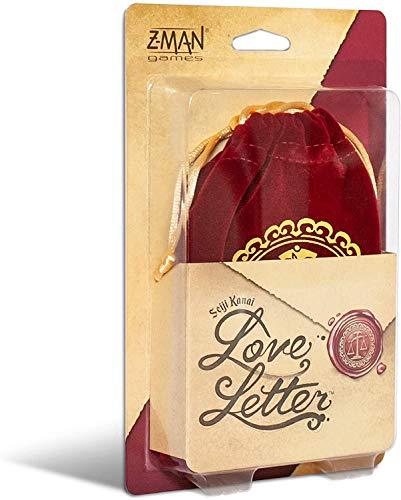 Asmodee - Love Letter Gioco da Tavolo, Multicolore, 9065