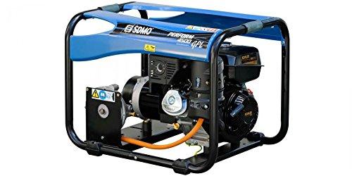 PERFORM 4500 GAZ SDMO Stromerzeuger 3,9 kW