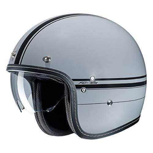 Motorradhelm HJC FG-70s LADON MC5, Grau, L