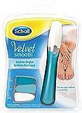 Scholl - Velvet Smooth Sublime Ongles - Kit de pédicure ongles des pieds - système électrique
