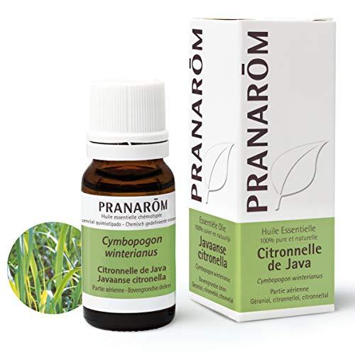 Pranarôm - Citronnelle de Java - Huile Essentielle - 10 ml