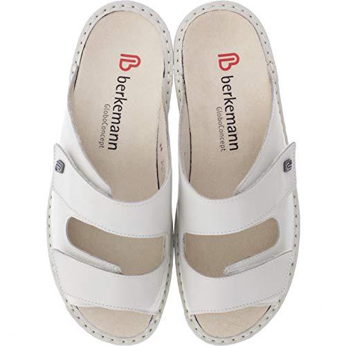 Berkemann Globoconzept/Modell: Gina/Farbe: Creme Leder/Form: Joy/Weite: H/Art: 03384-109 (37 EU)