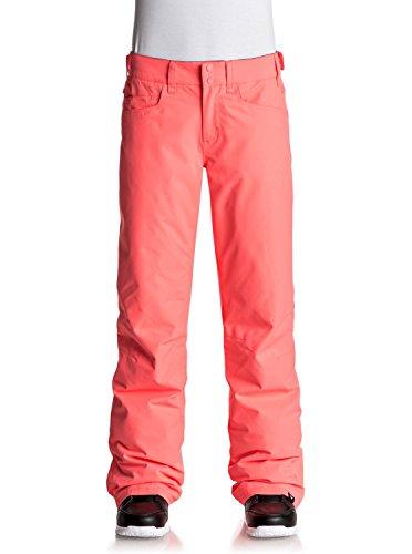 Roxy Damen PT Backyard - Snow Pants, Emberglow, M