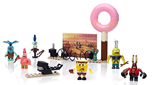 Spongebob - Film Pack Personaggi