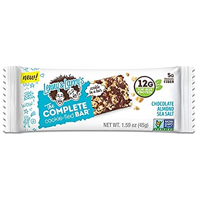 Lenny & Larry's Cookiefied Bar