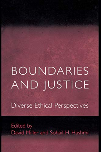 Boundaries and Justice: Diverse Ethical Perspectives (Ethikon Series in Comparative Ethics Book 4) (English Edition)