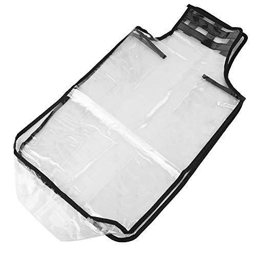 Copertura per bagagli, copertura per valigia da viaggio in materiale PVC, copertura per valigia per bagagli Custodia per trolley per uso in viaggio Protezione dei bagagli dai graffi(28 inches)