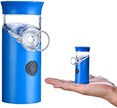 Portable Mesh Vaporizers Machine,Including Masks & Mouthpiece,Mini Vaporizer for Travel or Home Daily Use,Rechargeabl