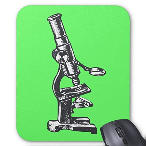 Microscope Mouse Pad 18×22 cm
