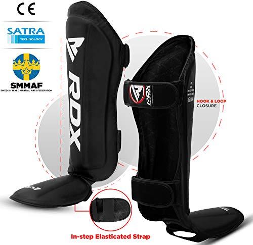 RDX MMA Schienbeinschoner Muay Thai Schienbeinschutz Kampfsport Abbildung 2