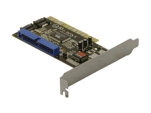 PCI Controller Karte 2 x S-ATA, 1 x IDE