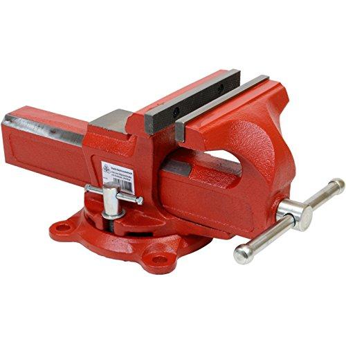 HaWe 722.12 Parallel-Schraubstock 125mm mit Drehteller