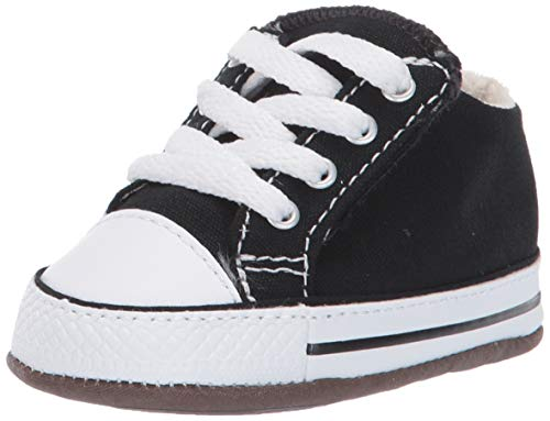 Converse Unisex Baby Chuck Taylor All Star Sneaker, Schwarz
