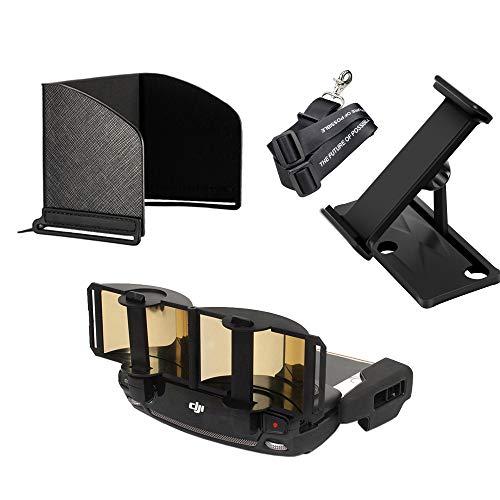O woda Accessori Telecomando Drone:Amplificatore del Segnale + Supporto per Tablet Pieghevole + Parasole per Tablet da 7,9 Pollici per DJI Mavic 2   PRO   Platinum   Spark   Mavic Air