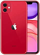 Apple iPhone 11, 64GB, Red - for Boost Mobile (Renewed)