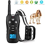 TEMEISI Dog Training Collar, Dog Shock Collar with Remote,with...