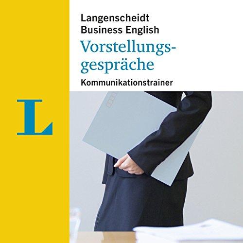 Vorstellungsgespräche - Kommunikationstrainer (Langenscheidt Business English) Titelbild