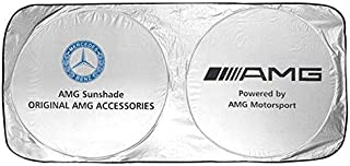 AMG FRONT WINDOW SUNSHADE COVER