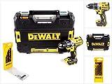 DeWalt DCD 79118V Taladro atornillador (Brushless en Tstak de caja solo incluye 5piezas DT 4535QZ–Broca en espiral para madera (Juego de–sin batería, sin cargador