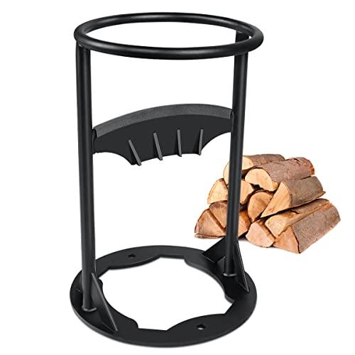 Spaccalegna per legna da ardere, spaccalegna manuale per spaccare legno da 6.9'di diametro,...