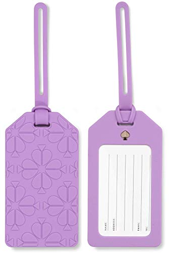 Kate Spade New York Luggage Tag Spade Flower One Size