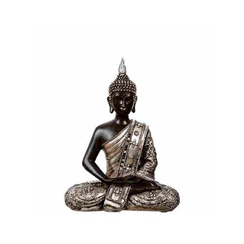Nahuel Home Buda Resina Sentado 30Cm