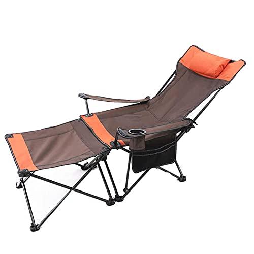 CFMZ Angelstuhl Faltbar, Campingstuhl Leicht 150kg, Karpfenstuhl mit FußAblage,Klappstuhl Camping Stuhl mit Armlehne Tisch, Leicht Faltstuhl Campingsessel Yadlan A