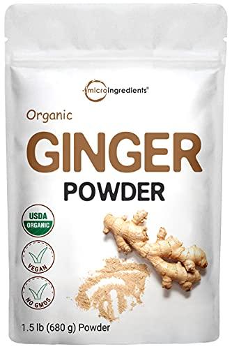 Ginger Powder - Imbir przyprawa