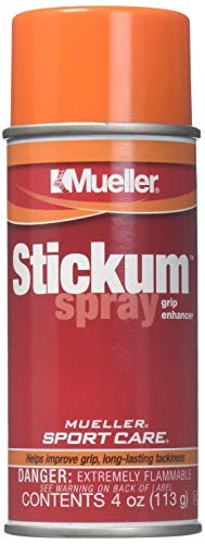 Price comparison product image Mueller Stickum Spray Grip Enhancer,  Aerosol,  4-Ounce