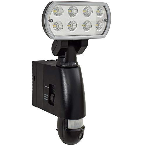 SLS-18W-C-60 カメラ付LEDセンサーライト 09137