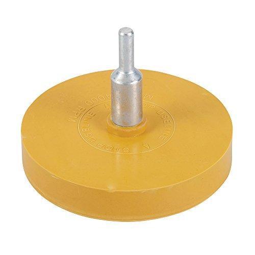 Silverline 509509 Radierscheibe 85 mm