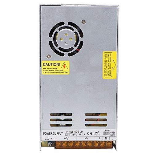 400W voeding, voeding 400W LED strip geregelde driver spanningsschakelaar met monitor 100~230VAC