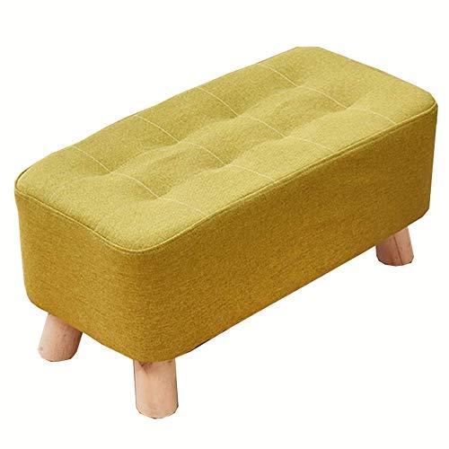 Gewatteerde voetensteun, gevoerd, gevoerde zitzak voor het gezin, afneembare voetenbank van stof, afneembare bekleding van stof, gevoerde bureaustoel, zitvlak van massief hout. Groen