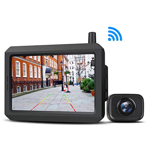auto backup camera wireless - 5