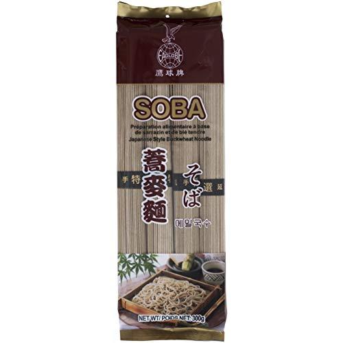 Eaglobe Noodles di Soba di grano saraceno - 300 gr