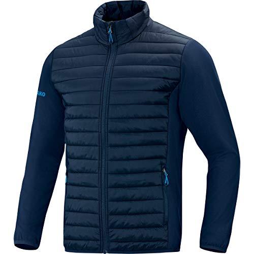 JAKO Herren Sonstige Jacke Hybridjacke Premium, marine, L, 7004