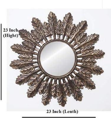 Wall Decoration Mirror/Mirror Frame/Wooden Decorative Mirror